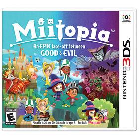 Nintendo 3DS - Miitopia
