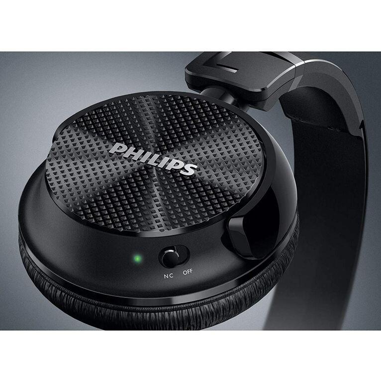 Ecouteurs Philips avec suppression du bruit au-dessus de l'oreille