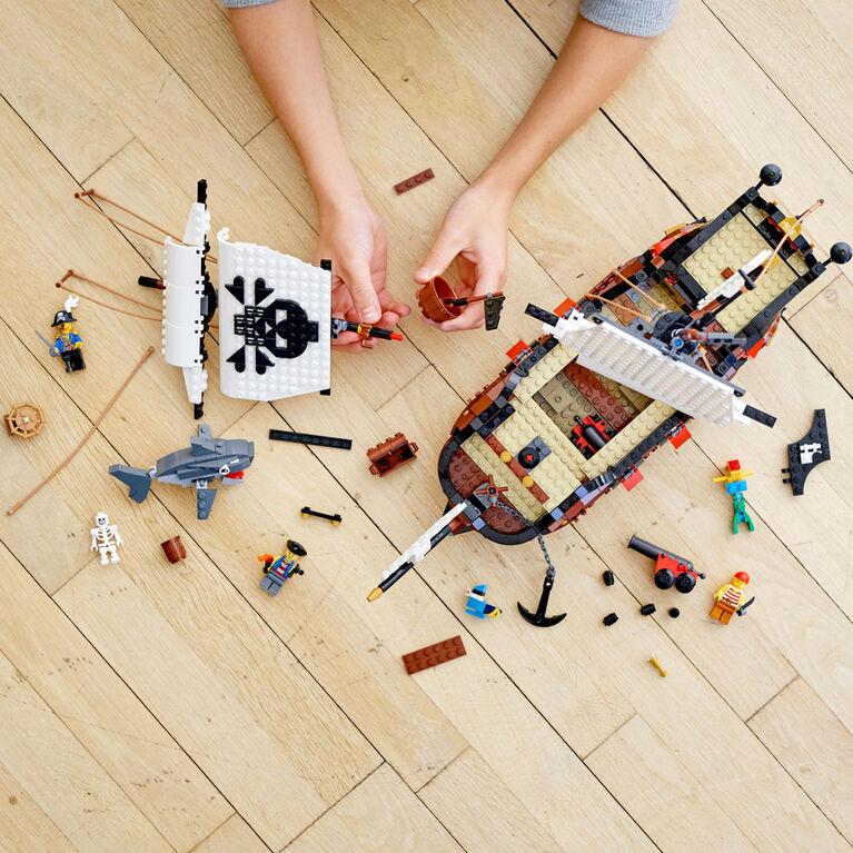 LEGO Creator Le bateau pirate 31109