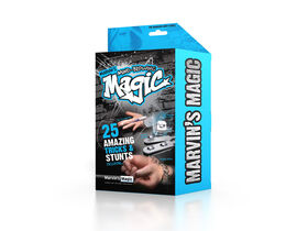 Marvin's Magic - Mind-Blowing Magic 25 Tricks