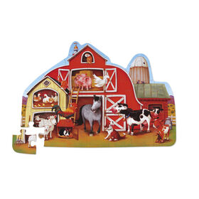 Barnyard 30Pc Floor Puzzle