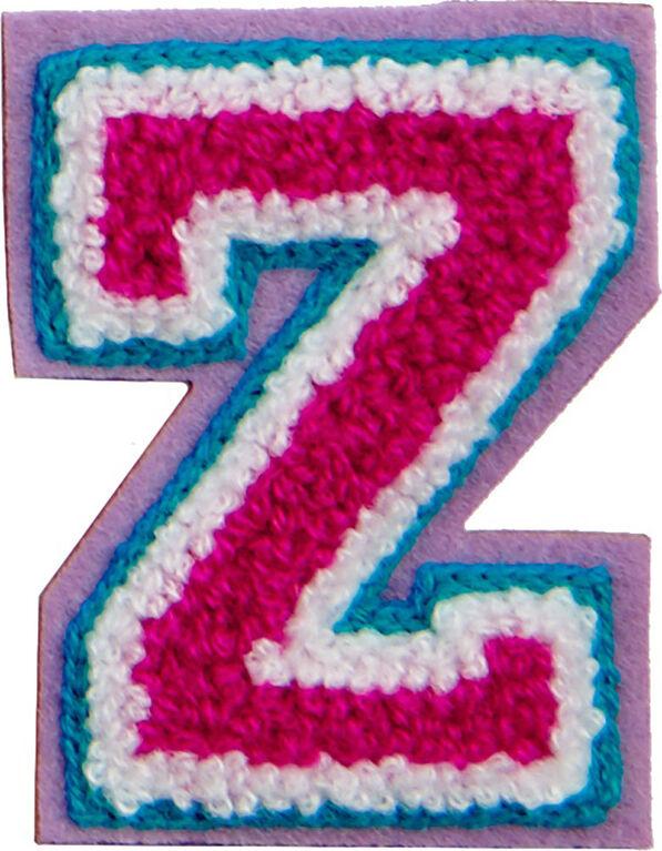 Patchs: lettres décoratifs - Lettre Z
