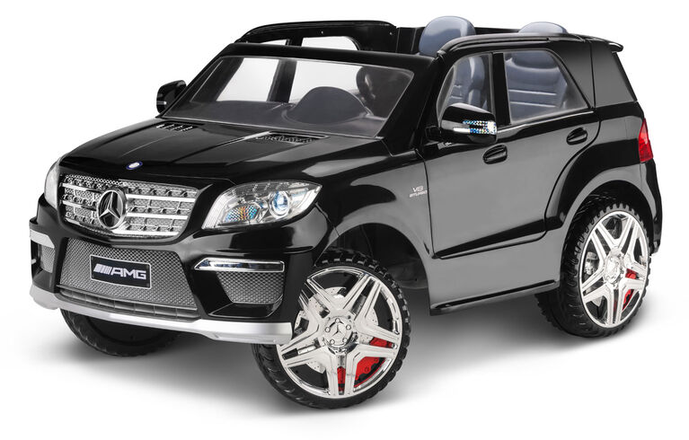 Kid Trax Mercedes GL 63 12V Powered Ride On - Black