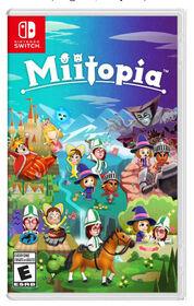 PRE-ORDER, SHIPS MAY 25, 2021 - Miitopia™