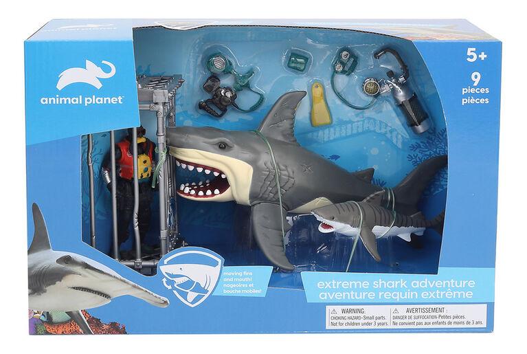 Animal Planet - Aventure Requin extrême - Notre exclusivité