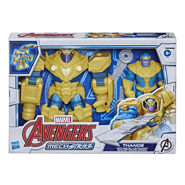 Hasbro Marvel Avengers Mech Strike Thanos