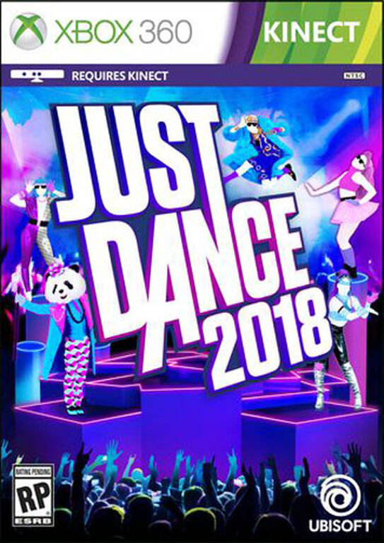 Xbox 360 - Just Dance 2018