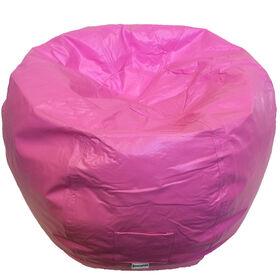 Boscoman - Large Vinyl w/Pocket Bean Bag - Pink