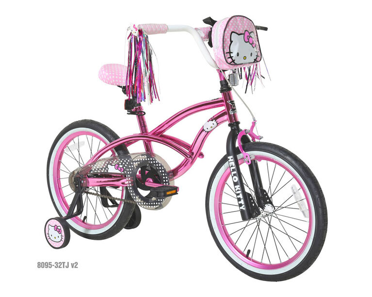 Dynacraft Hello Kitty Bike - 18 inch