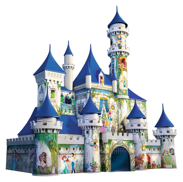Ravensburger Disney 3D Castle 216 Piece 3D Jigsaw Puzzle