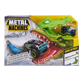 Metal Machines Jeu De Crocodile.