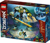 LEGO Ninjago Le robot aquatique de Lloyd 71750