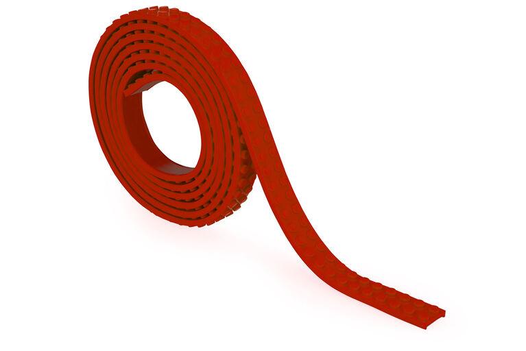Mayka Toy Block Tape 2 Stud 328ft - Red