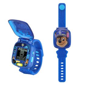 VTech PAW Patrol: The Movie: Learning Watch - Chase - French Edition