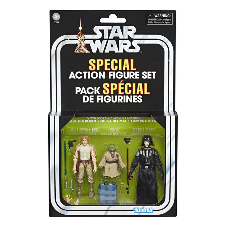 Star Wars The Vintage Collection Star Wars: The Empire Strikes Back Cave of Evil Special
