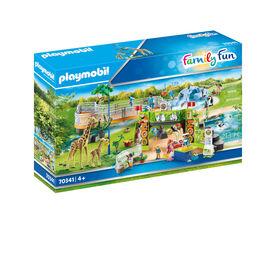 Playmobil Family Fun - Large City Zoo