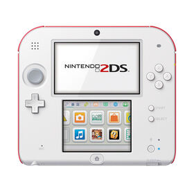 Nintendo 2DS™ – Scarlet Red w/New Super Mario Bros 2