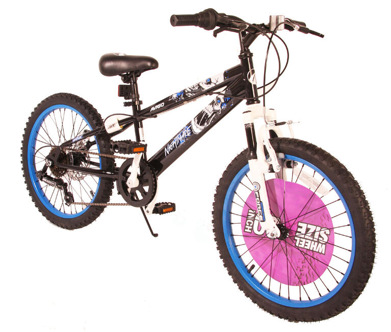 Avigo Nightmare Bike - 20 inch