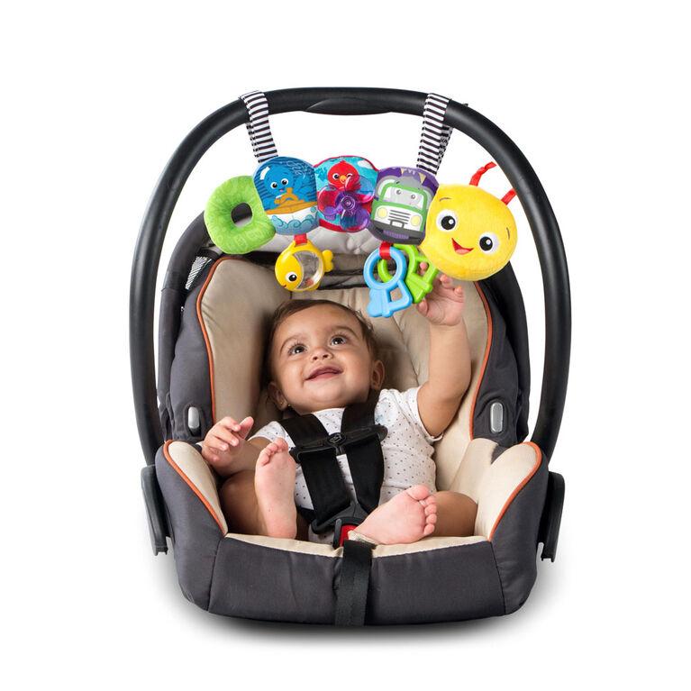 Baby Einstein Travel-pillar Discovery Toy Bar