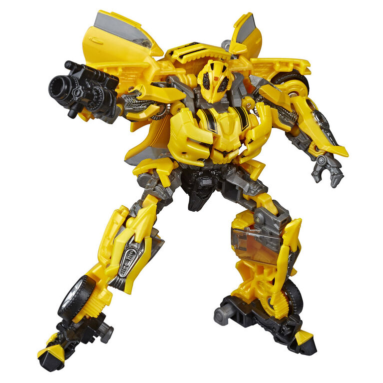 Transformers Toys Studio Series 49 Deluxe Class Transformers: Movie 1 Bumblebee