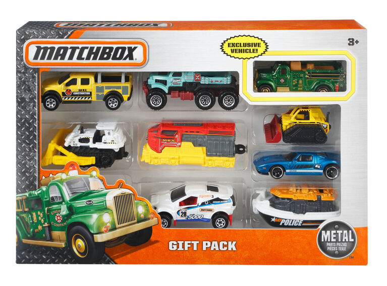 Matchbox Gift 9-Pack - Styles May Vary