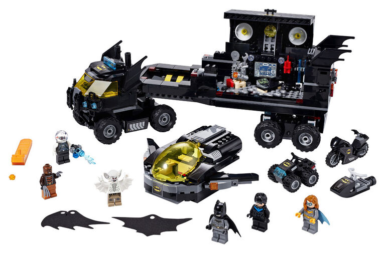 LEGO Super Heroes Mobile Bat Base 76160