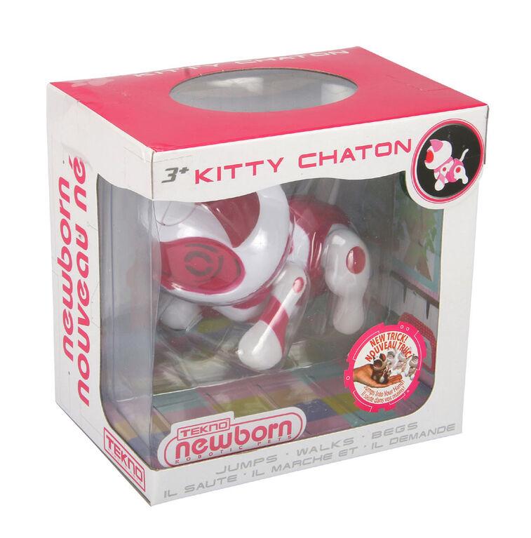 Tekno Newborn Pink Kitty