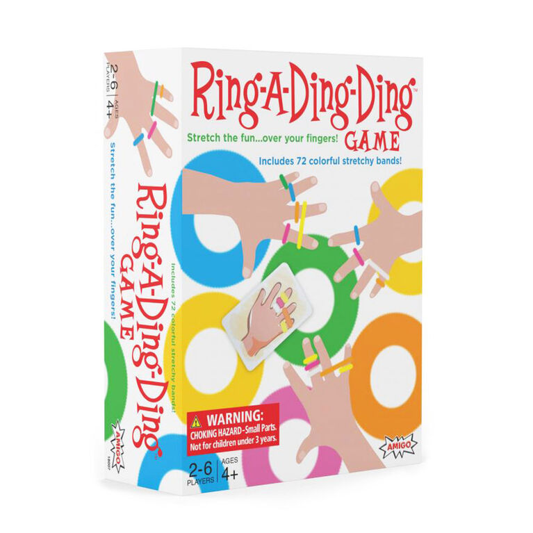 Ring-A-Ding-Ding - Édition anglaise