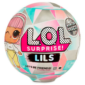 L.O.L. Surprise! Lils Makeover Series with Lil Pets and Lil Sisters