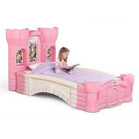 Step 2 Princess Palace Twin Bed