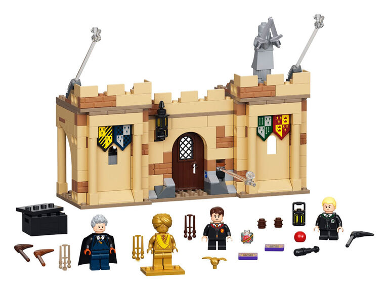 LEGO Harry Potter Hogwarts: First Flying Lesson 76395 - R Exclusive