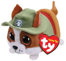 Teeny Tys Paw Patrol Tracker Husky Dog