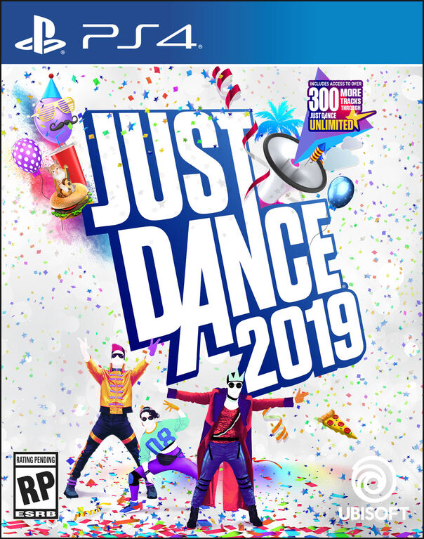PlayStation 4 - Just Dance 2019