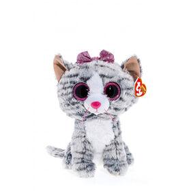 Ty Kiki Grey Cat reg