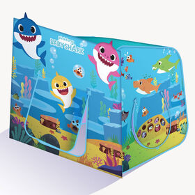 Baby Shark Hide N Play Tent