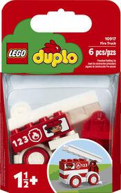 LEGO DUPLO Le camion de pompiers 10917