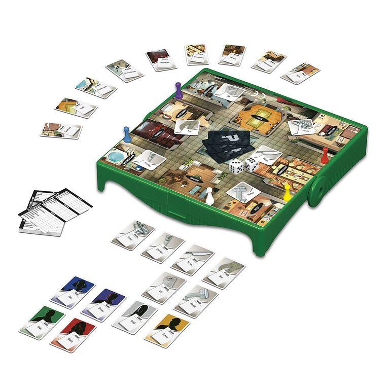 Hasbro Gaming - Clue Grab & Go Game