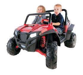 Peg Perego - Polaris RZR 900 Ride-On - Red