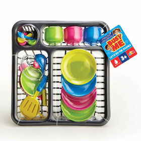 Busy Me  - Coffret Let's Do The Dishes - Notre exclusivité