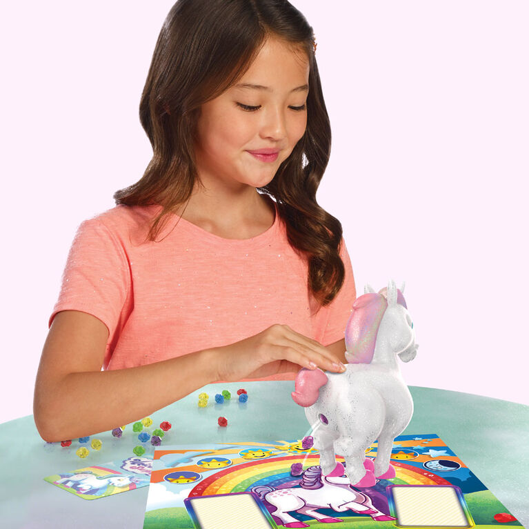 Unicorn Surprise - Board Game with an Interactive Magical Unicorn