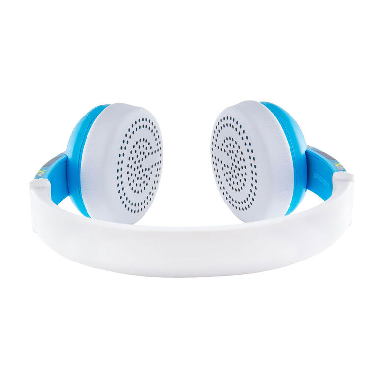 BuddyPhones Wave Wireless - Robot Bleu