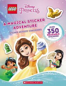 Scholastic - Lego Disney Princess: Sticker Book - English Edition