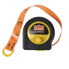Just Like Home Workshop - 1 Ft Tape Measure