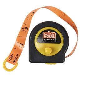 Just Like Home Workshop - Ruban à mesurer de 30,5 cm
