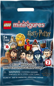 LEGO Minifigures Harry Potter - Série 2 71028