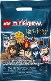LEGO Minifigures Harry Potter Series 2 71028