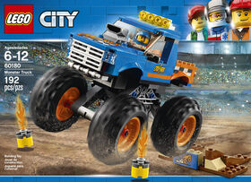 LEGO City Great Vehicles Le Monster Truck 60180