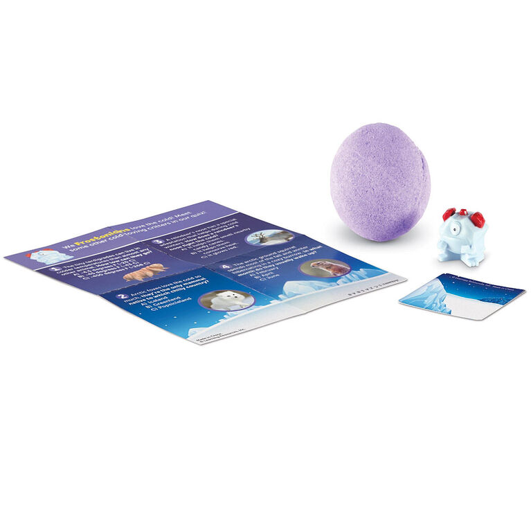 Jeu Beaker Creatures Reactor Pod de Learning Resources