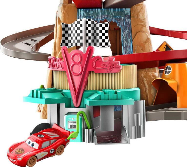 Disney Pixar Cars - Coffret Course à Radiator Springs