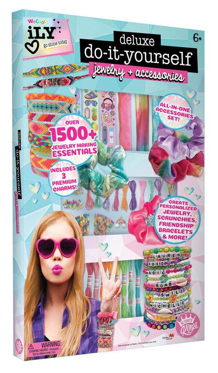ILY VSCO Girl Super Deluxe DIY Jewelry & Accessories Kit - R Exclusive